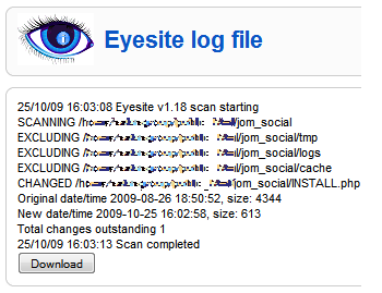 eyesite-admin-screenshot