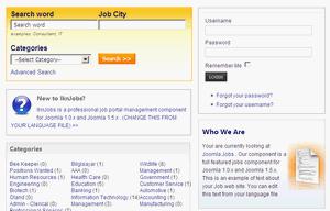 jobs-komponent