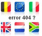 bład 404 - joomla 2.5.11 - flagi jezykowe