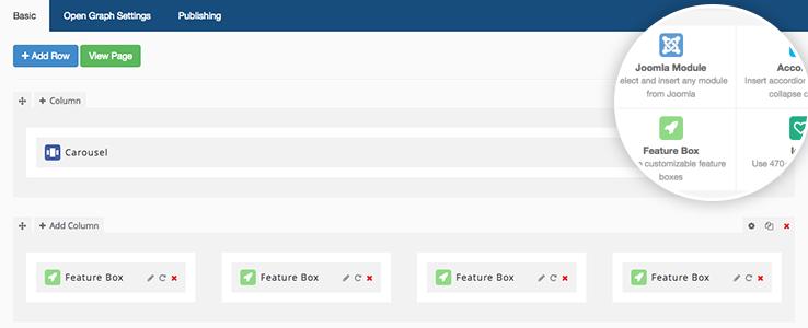 SP Page Builder – nowe spojrzenie na tworzenie podstron