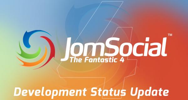 JomSocial 4.0 – co nowego nas czeka