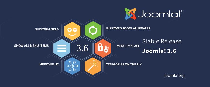 Joomla 3.6 – przegląd nowości