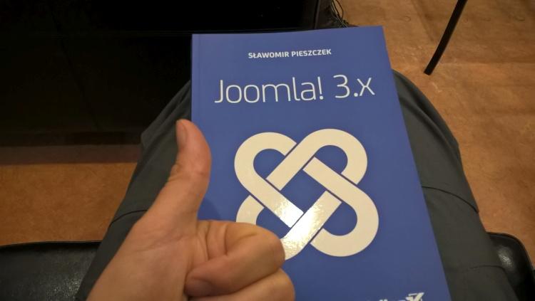 Joomla! 3.x. Praktyczny kurs – recenzja