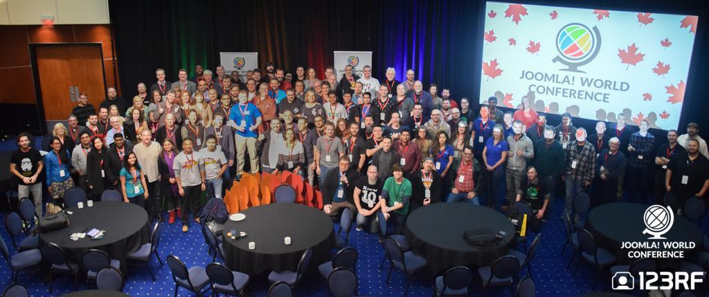 Joomla! World Conference 2016 – podsumowanie