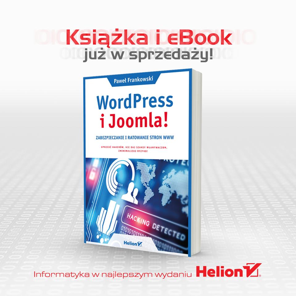 Joomla & WordPress ebook książka pdf