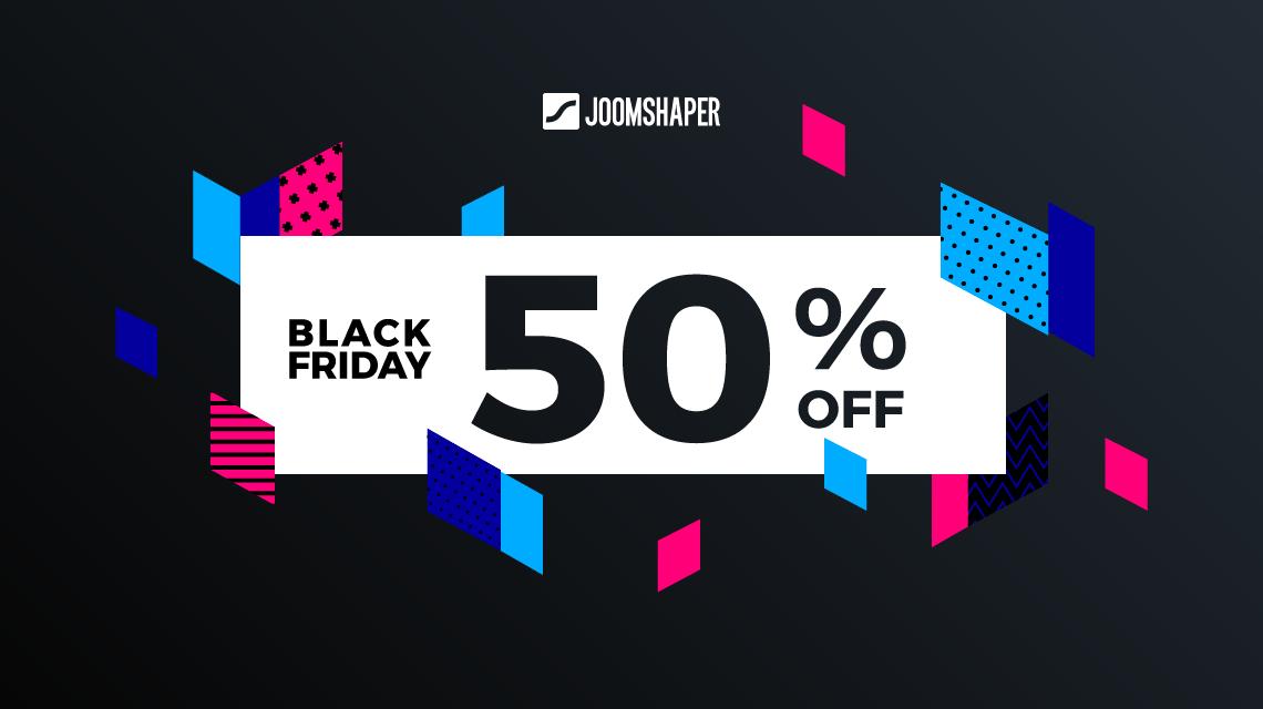 50% rabatu na SP Page Builder Pro 3
