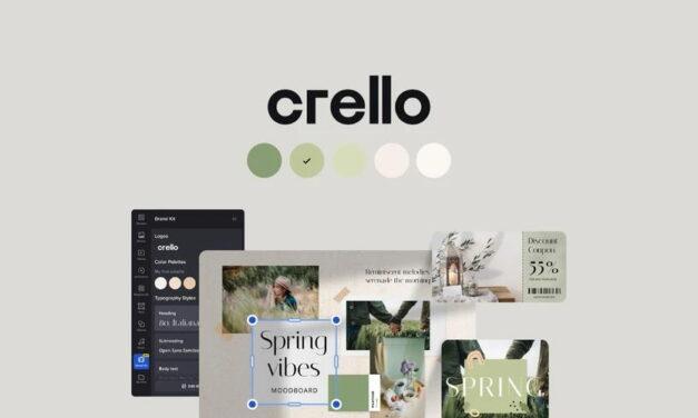 Crello – edytor graficzny online – $49 za stały dostęp zamiast $8 miesięcznie!